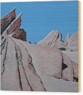 Vasquez Rocks 4 Wood Print