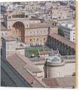 Vatican Museums Wood Print