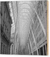 Vault Wood Print