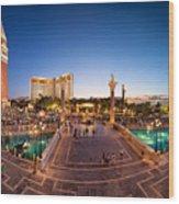Vegas #1 Wood Print