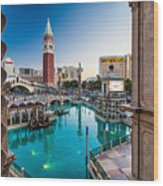 Vegas #2 Wood Print