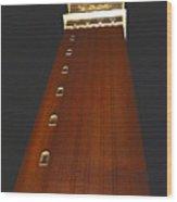 Vegas Tower Wood Print