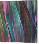 Veil Dance Wood Print