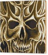 Vein Wood Print