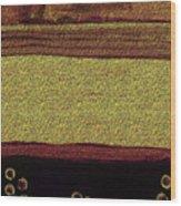 Velcro Wood Print