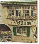 Veltliner Keller Wood Print