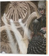 Venetian Faerie Tale Wood Print