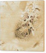 Venetian Performance Of Mystery Wood Print