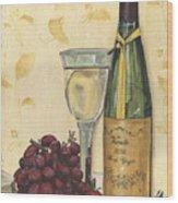 Veneto Pinot Grigio Wood Print