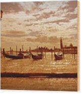 Venezia Iv Wood Print