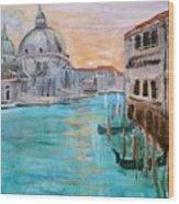 Venice 1 Wood Print