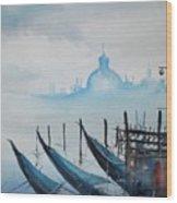 Venice 2 Wood Print