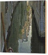 Venice 3 Wood Print