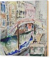 Venice-7-15 Wood Print