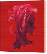 Flower Art Venice M6  Wood Print