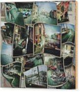 Venice Hipsta Wood Print