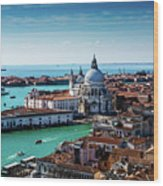 Eternal Venice Wood Print