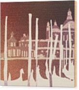 Venice Reversed Wood Print