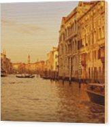 Venice Viii Wood Print