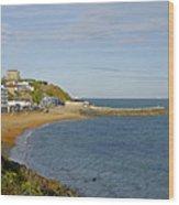 Ventnor Bay Wood Print