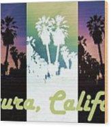 Ventura, California Wood Print