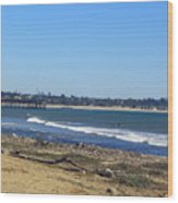 Ventura Pier 2 Wood Print