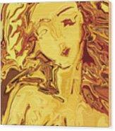 Venus 2008 Wood Print