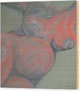 Venus II Wood Print