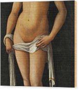 Venus  Wood Print