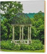 Veranda Wood Print