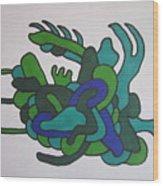 Verdi 2010 Wood Print