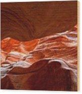 Vermilion Cliffs Abstract Wood Print