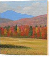 Vermont Haven Wood Print