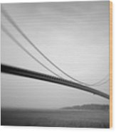 Verrazano Bridge 2 Wood Print