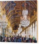 Versaille Assembly Wood Print