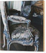 Very Elegant - Very Marie Antoinette Wood Print