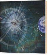 Vespora Wood Print
