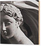 Vestal Bride Wood Print