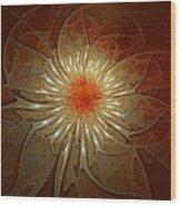 Vibrance Wood Print