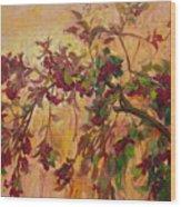 Viburnum Wood Print