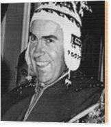 Vice President Richard Nixon 1913-1994 Wood Print
