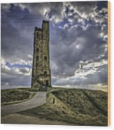 Victoria Tower Castle Hill Huddersfield 2 Wood Print