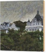 Victoria's Diamond Jubilee Wood Print