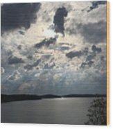View Across Wappapello Lake IIi Wood Print