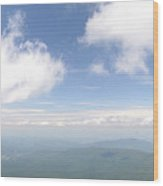 View From Mount Washington 1 Wood Print