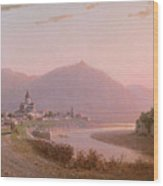 View Of Mtskheta Wood Print