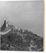 View Of The Great Wall I Wood Print