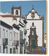 Vila Franca Do Campo, Azores Wood Print