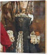 Vina Cooke Dolls 23 Wood Print