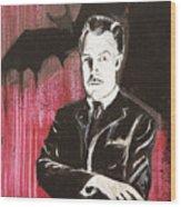 Vincent Price No. 3 Wood Print